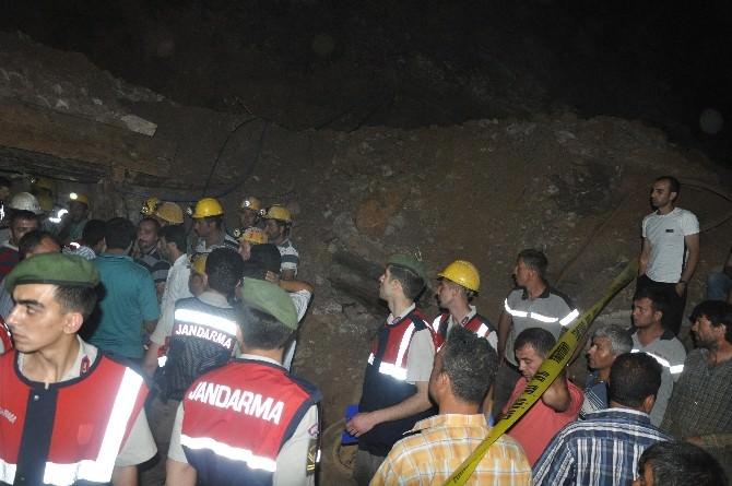 Adana'da Maden Ocağında Göçük Meydana Geldi: 1 Ölü, 1 Yaralı