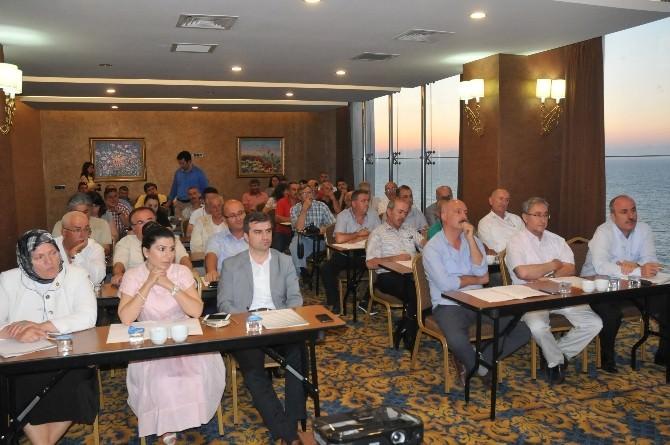 Akçakoca'da Turizm Değerlendirme Toplantısı Yapıldı
