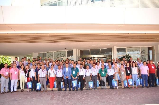 Alanyalı Akademisyenler Başkan Yücel'in Ev Sahipliğinde Toplandı