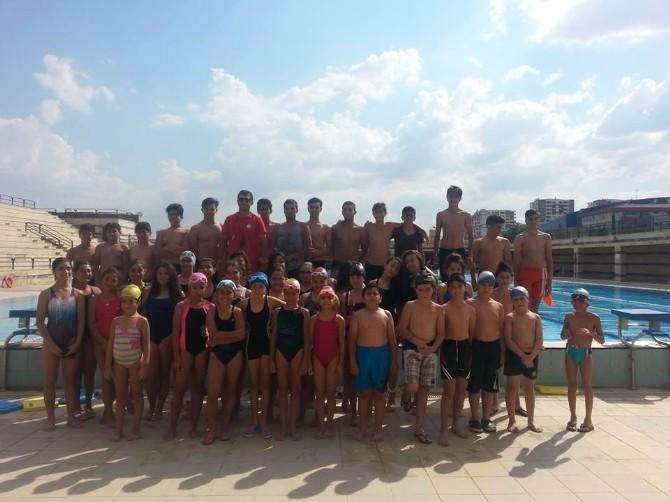 Diyarbakır'da Yaz Spor Okullarına Büyük İlgi