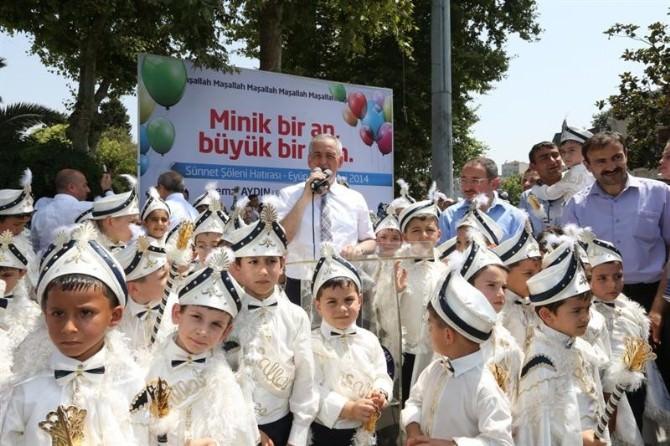 Eyüp Sultan'da 'Dev Sünnet Şöleni' Başlıyor