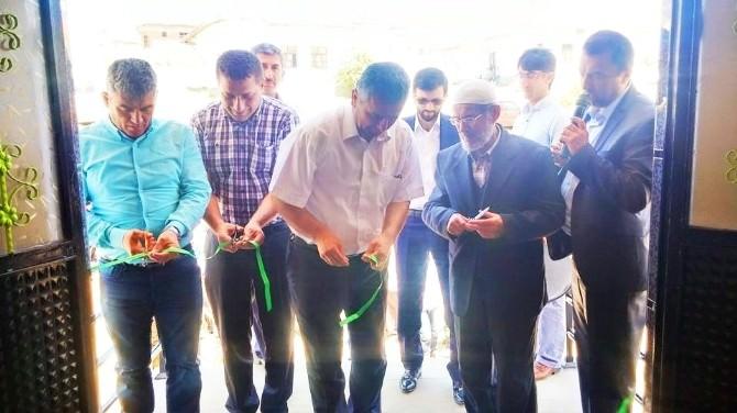 İkipınar Cami İbadete Açıldı