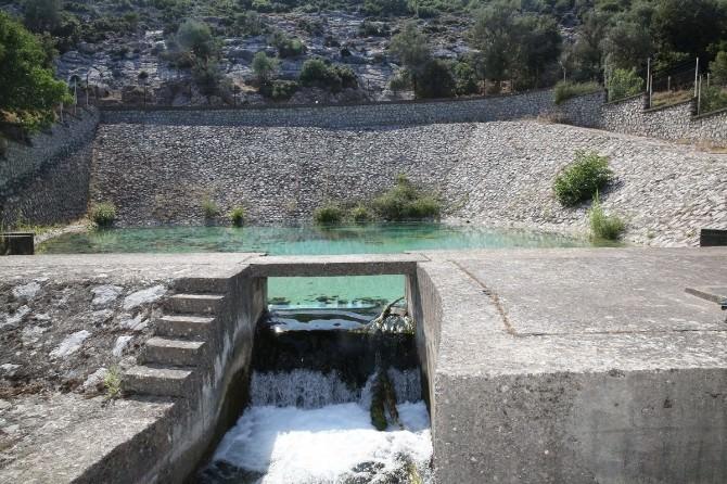 Davalık Olan Gürle Kaynak Suyunda Karar Çıktı