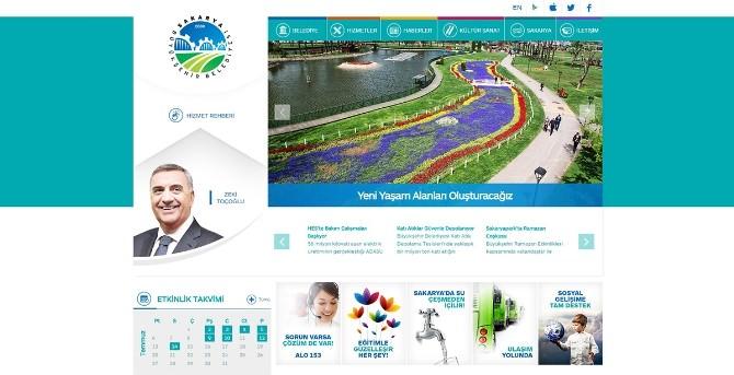 Başkan Bayraktar Büyükşehir'in Resmi Web Sitesi Hakkında Bilgiler Verdi