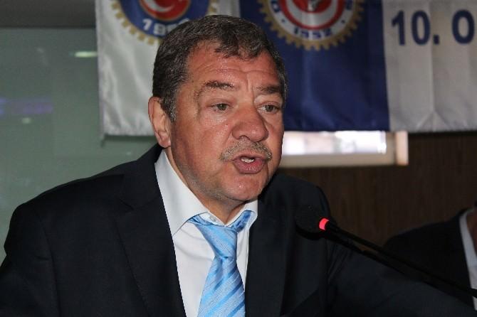 Türk-iş'ten Maden Kazasına Tepki