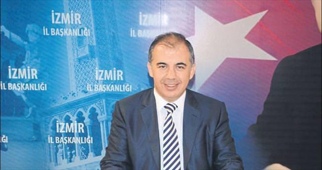 Başbakan, AK Parti İzmir'e güç verdi