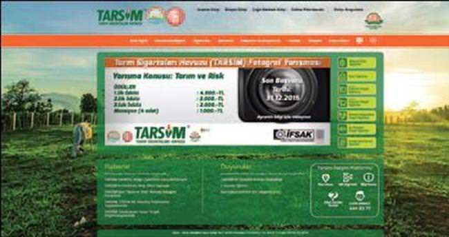 TARSİM'in yenilenen web sitesi yayında
