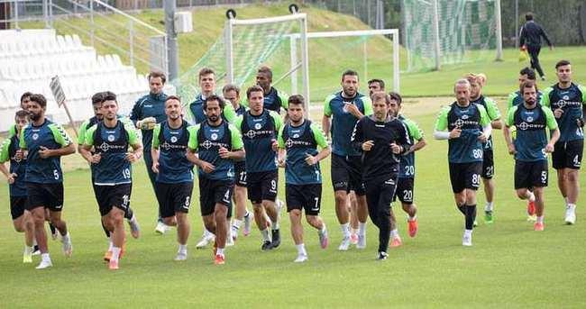 Torku Konyaspor, Lazio ile kapışacak