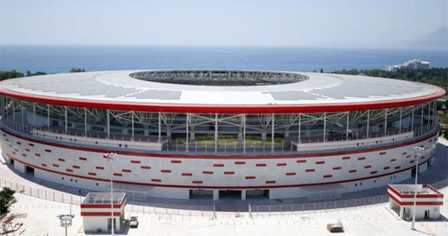 Yeni Antalya stadı elektrik dağıtacak