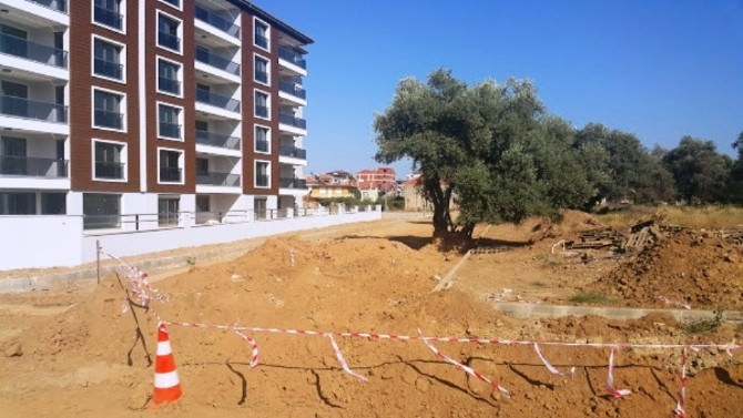 Alaşehir'de Çalışmalar Devam Ediyor