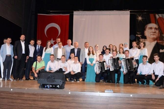 Bosna Hersek'in Tesanj Şehri Heyeti Kütahya'da