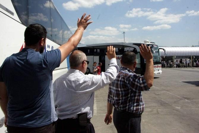 Terminali Kullanmayan Seyahat Firmalarına Ceza Geliyor