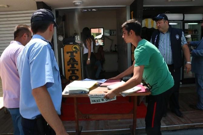 Çiftlikköy'de Sahil İşgalcilerine Operasyon