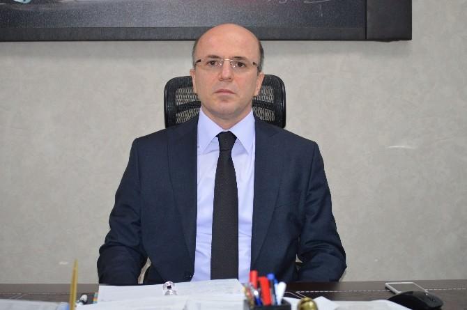 Kayseri Eğitim Ve Araştırma Hastanesi Başhekimi Doç Dr. İbrahim Özcan: