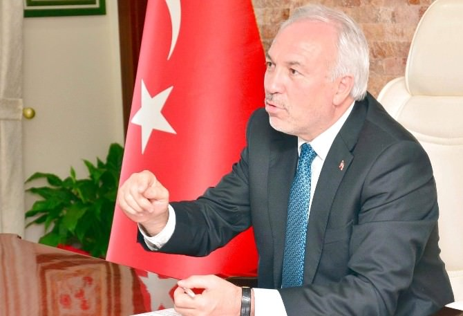 Başkan Kamil Saraçoğlu, Adıyaman Ve Suruç'taki Saldırıları Kınadı