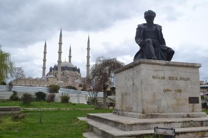 Mimar Sinan'ın Ustalık Eseri Selimiye Camii Artık Yunanistan Ve Bulgaristan Da Görülecek