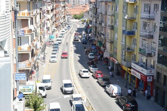 Uşak'ın Önemli İki Caddesinde Çalışmalar Başlıyor