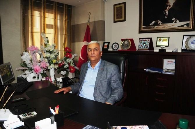 Başkan Tuğrul'dan Saldırıya Kınama