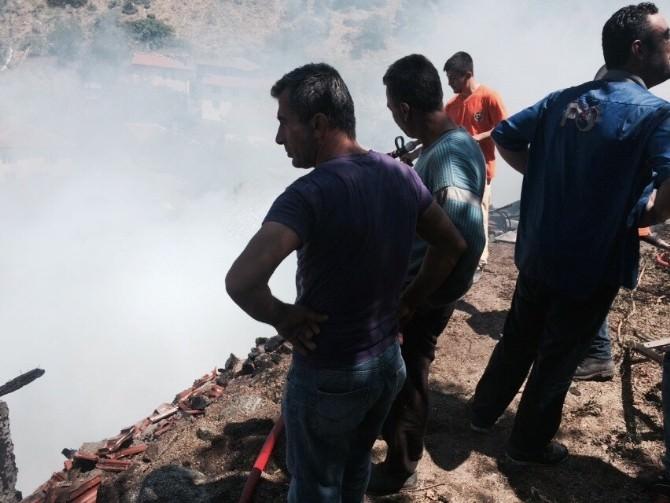 Tozman Köyünde Felaketler Üst Üste Geliyor