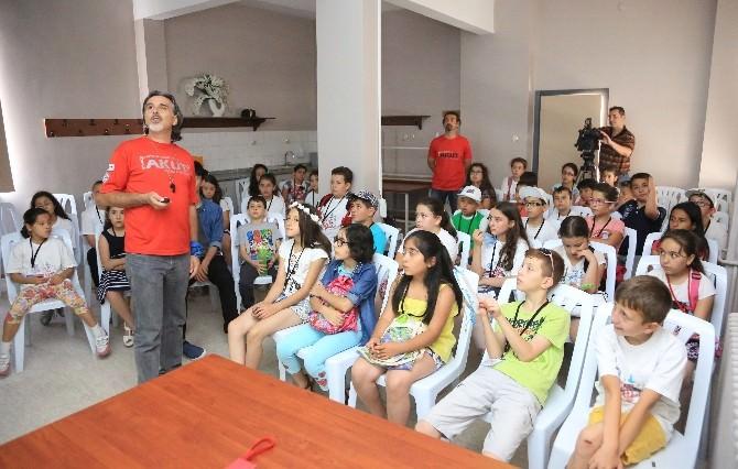 Yaz Okulu Öğrencileri AKUT İle Buluştu
