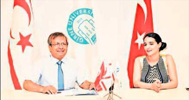 Girne Üniversitesi atılım sürecinde