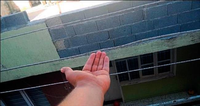 Melih ABİ: Teller evlerin yanından geçiyor, tehlike kapıda