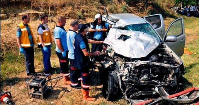 Ünlü barın sahipleri kazada öldü
