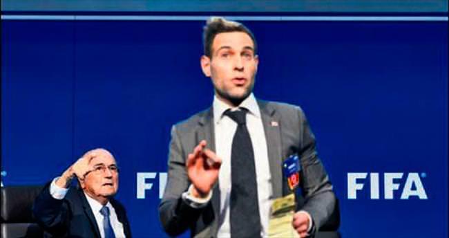 Blatter cevap verecek