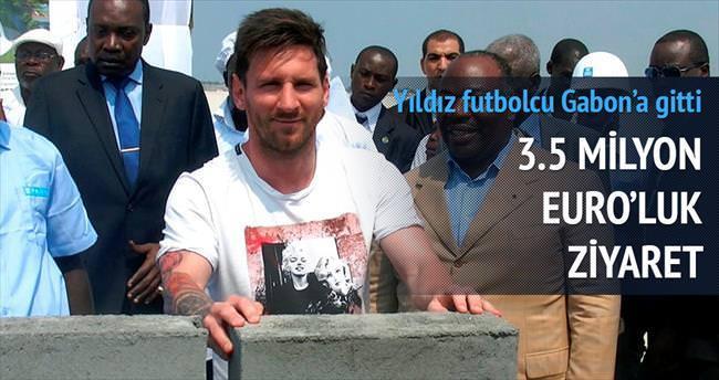 3.5 milyon €'luk ziyaret