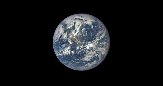 NASA'dan yüksek çözünürlüklü dünya fotoğrafı