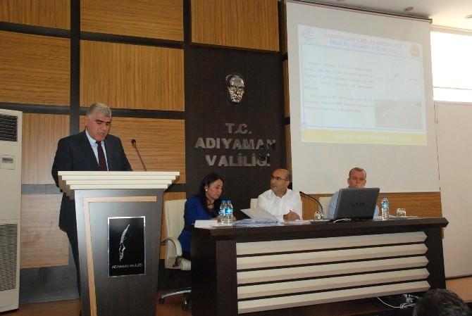 2015 Yılı Üçüncü Dönem İl Koordinasyon Toplantısı Yapıldı