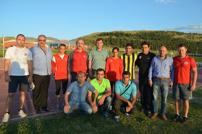 Atletizmin Çekim Merkezi Erzurum