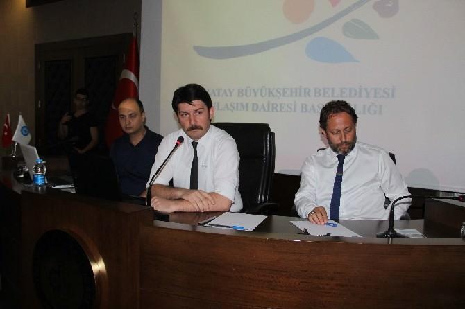 Büyükyşehir'den İskenderun'a 7 Ayda 40 Milyonluk Ulaşım Yatırımı