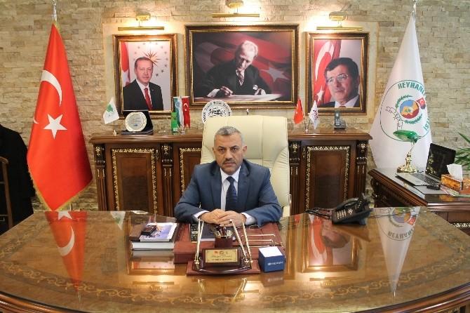Başkan Şanverdi, Suruç'ta Yaşanan Menfur Saldırıyı Kınadı