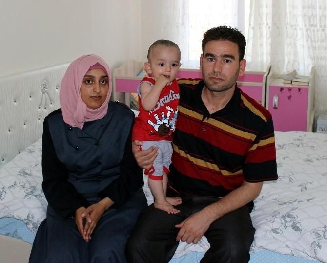 İsveç'ten Suriyelilere Yardım