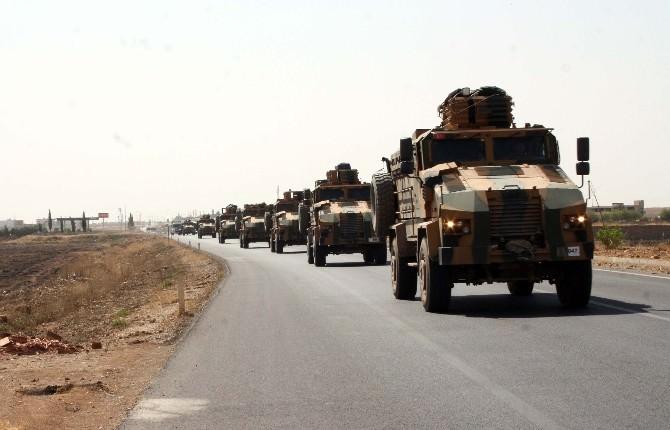 Nusaybin'de Askeri Hareketlilik