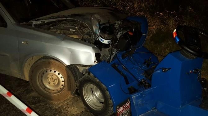 Alaplı'da Pat Pat Kazası: 2 Yaralı