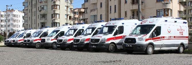 Fatsa'ya 112 İstasyonu Kuruldu