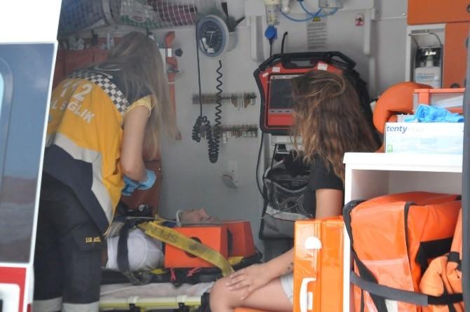 Bayram Tatilinde 52 Kazada 28 Kişi Yaralandı