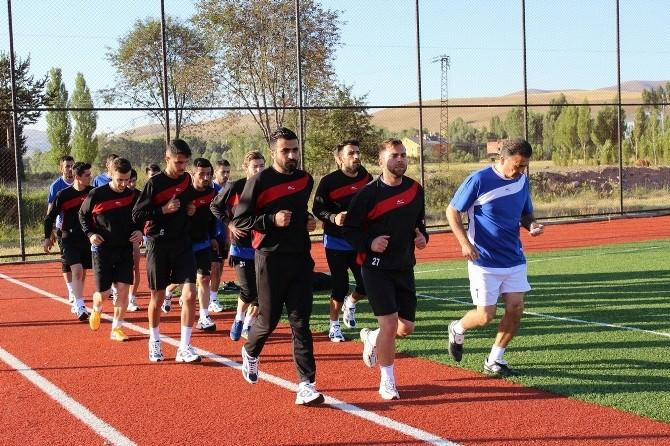 Yıldızeli Birlikspor Yeni Sezon Hazırlıklarına Başladı