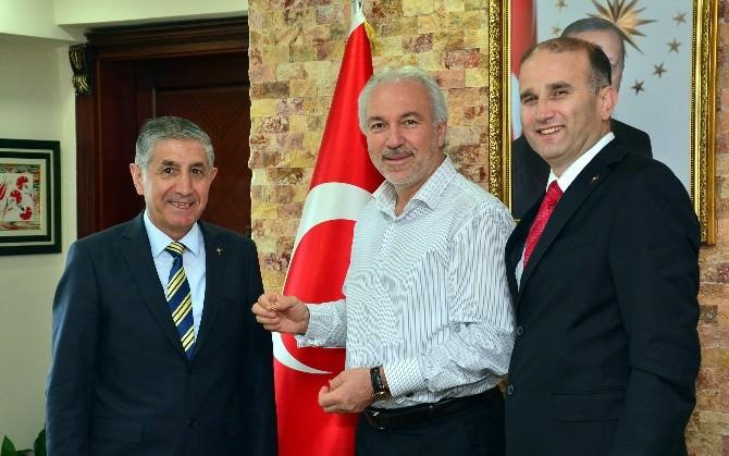 TSK Mehmetçik Vakfı Yetkilileri Kütahya'da