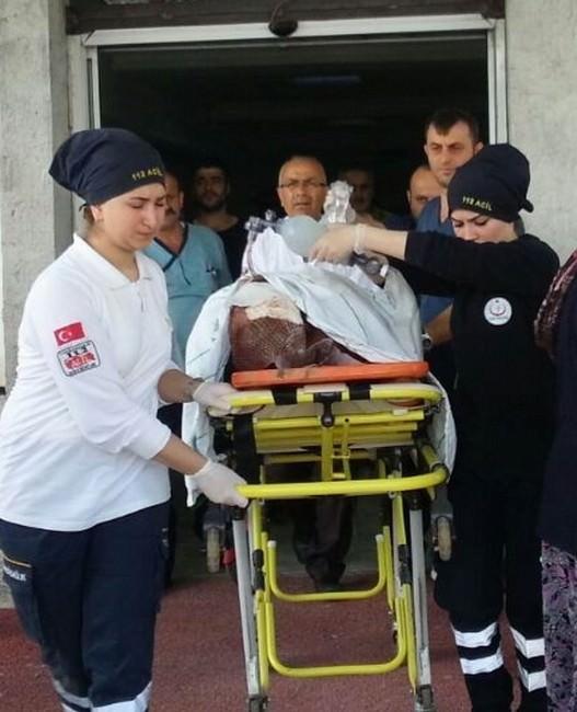 Yol Çalışmasında Göçük Altında Kalan İşçi Hayatını Kaybetti