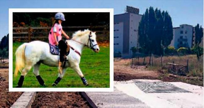 Pony Park inşaatı başladı
