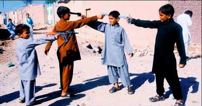Çocuklara oyuncak silah yasaklandı