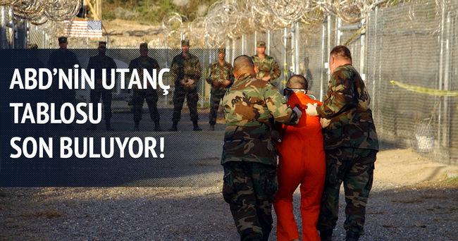 Guantanamo hapishanesinin kapatılması planı son aşamada