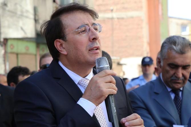 AK Parti Erzurum Milletvekili Aydemir: 'Erzurum Tarih Yazan Şehir'