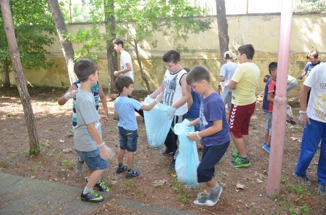 Yaz Okulu'nda Çevre Eğitimi