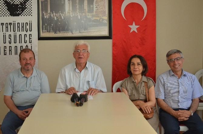 Add, Atatürk Ve İnönü'yü Saygıyla Andı