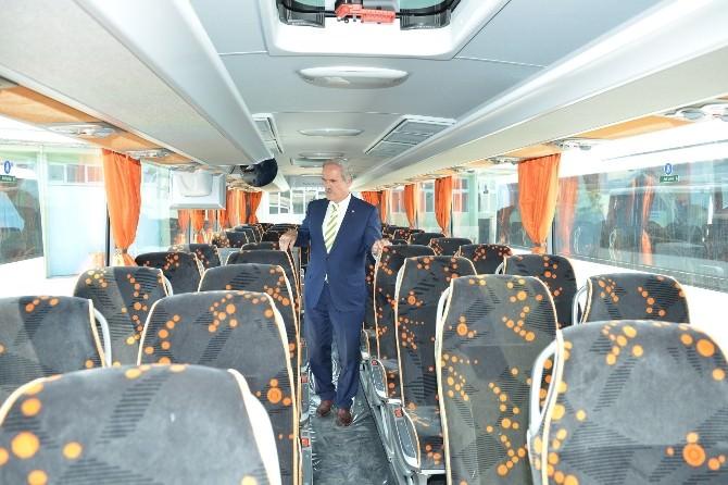 Otobüslerde Yaş Sıfırlandı