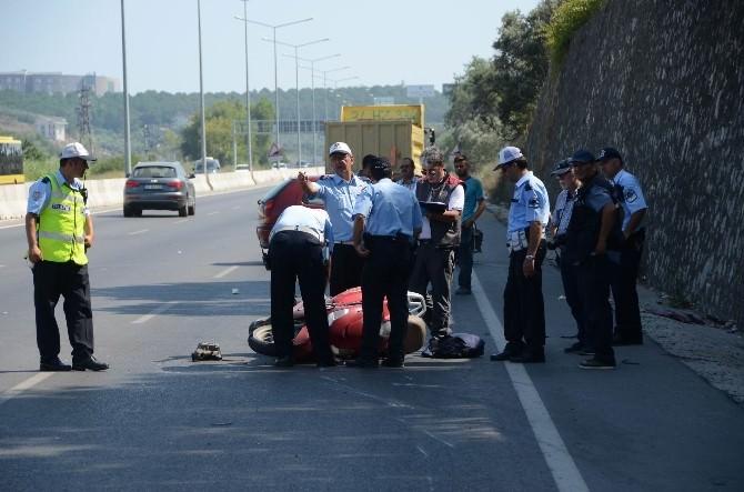 İki Kardeşin Motor Gezisi Ölümle Bitti